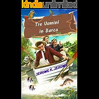 Tre Uomini in Barca: Affascinante storia a fumetti, con avventure sorprendenti, tre urbanisti affrontano gli imprevisti…