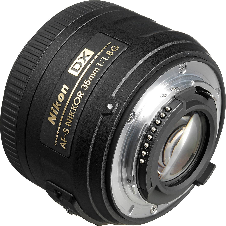 Buy Nikon AF S DX Nikkor 35 mm f 1 8G Prime Lens for Nikon Digital SLR Camera Black line at Low Price in India