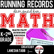 Math Assessment Running Record