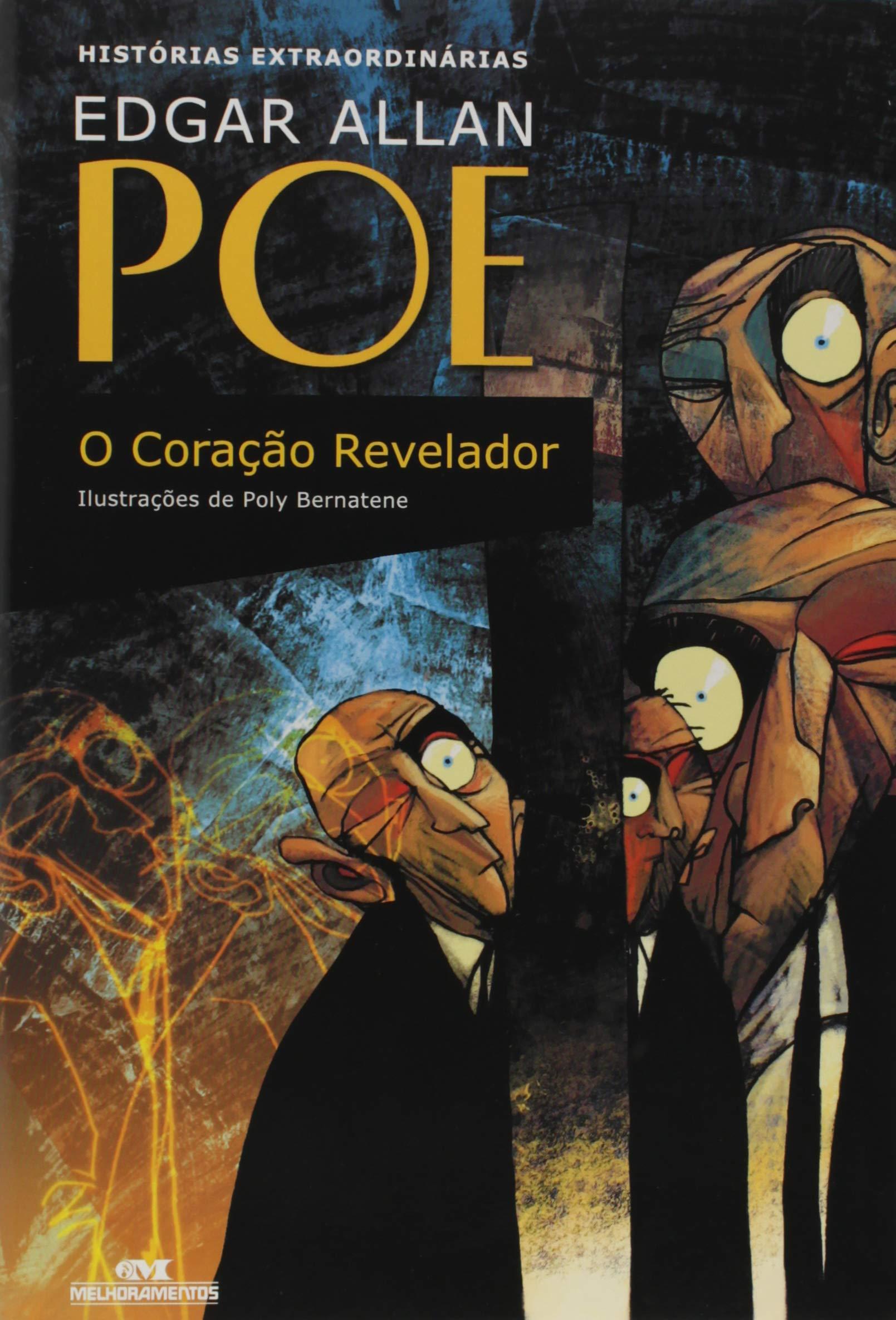 O Coração Revelador - 9788506066089 - Livros na Amazon Brasil