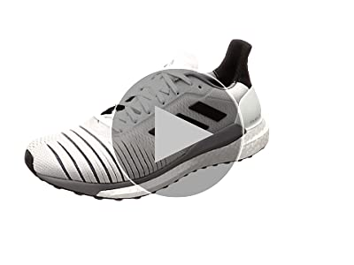 adidas Solar Glide M, Zapatillas de Deporte para Hombre, Blanco ...