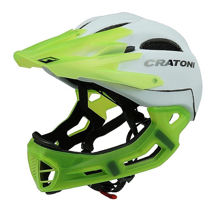 Cratoni Fahrradhelm C-Maniac (Freeride) Gr.M/L (54-58cm) Anthrazit/Schwarz Glanz: Amazon.es: Deportes y aire libre
