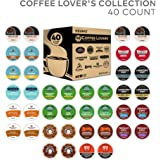 Green Mountain Coffee Keurig Coffee Lover's Variety Pack Single-Serve K-Cup Sampler, 40 Count