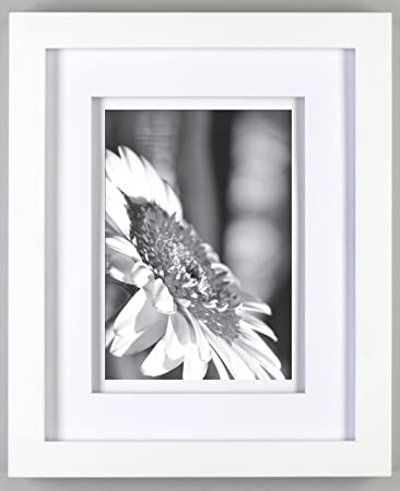 Amazoncom Gallery Solutions 8x10 Tabletop Or Wall Frame With