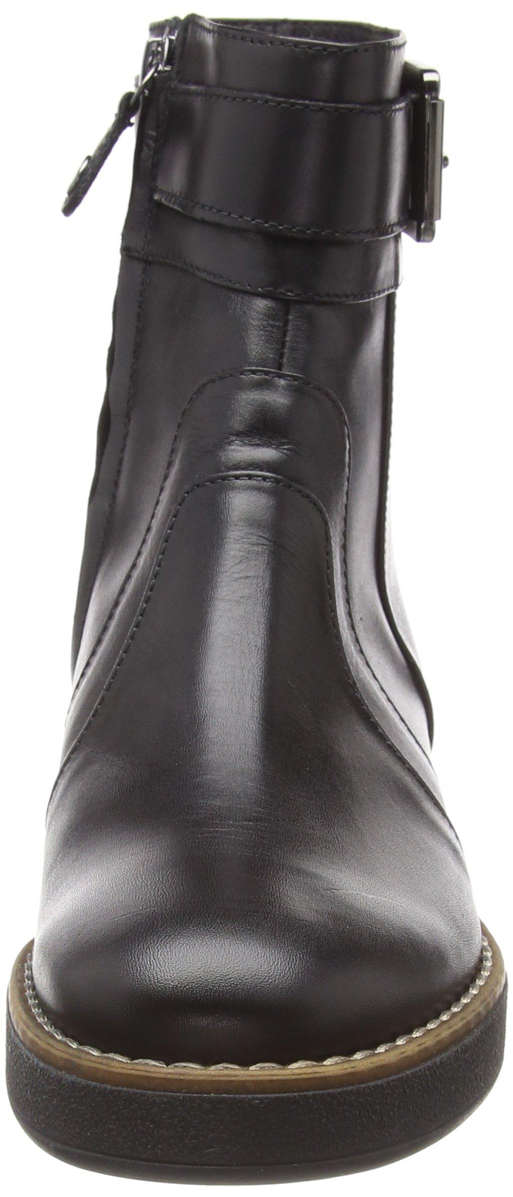 Brillar sofá Permanente  Geox Women's D Adrya B Ankle Boots- Buy Online in Aruba at Desertcart