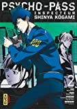 Psycho-Pass Inspecteur Shinya Kôgami, tome 2