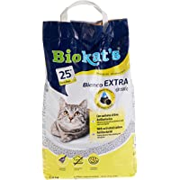 Biokats Bianco Extra, clumping cat litter, 5 Kg