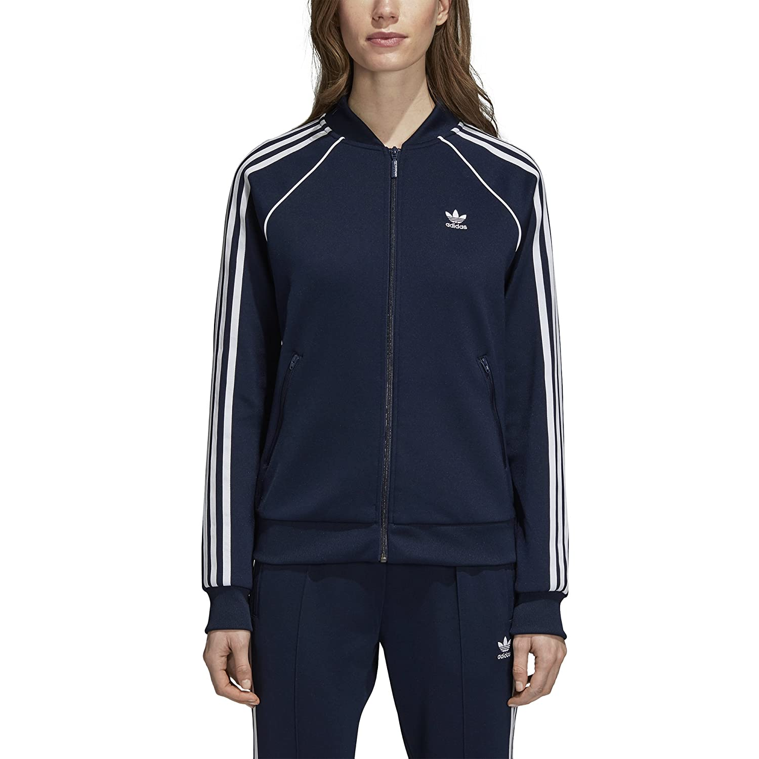 8a02bbe77de adidas Originals Women s Superstar Tracktop at Amazon Women s Clothing store