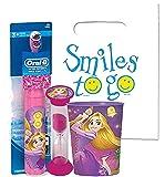 Disney Princess Rapunzel 3pc Bright Smile Oral