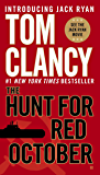 The Hunt for Red October (A Jack Ryan Novel Book 1) (English Edition)