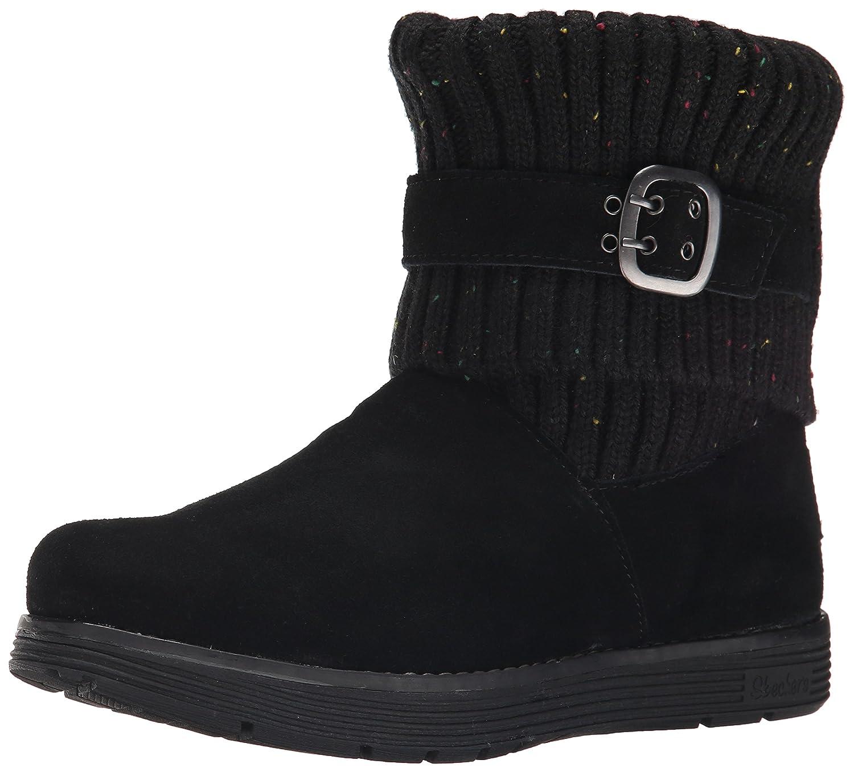 Skechers Adorbs Damen Halbschaft Stiefel  37 EU|Schwarz (Blk)