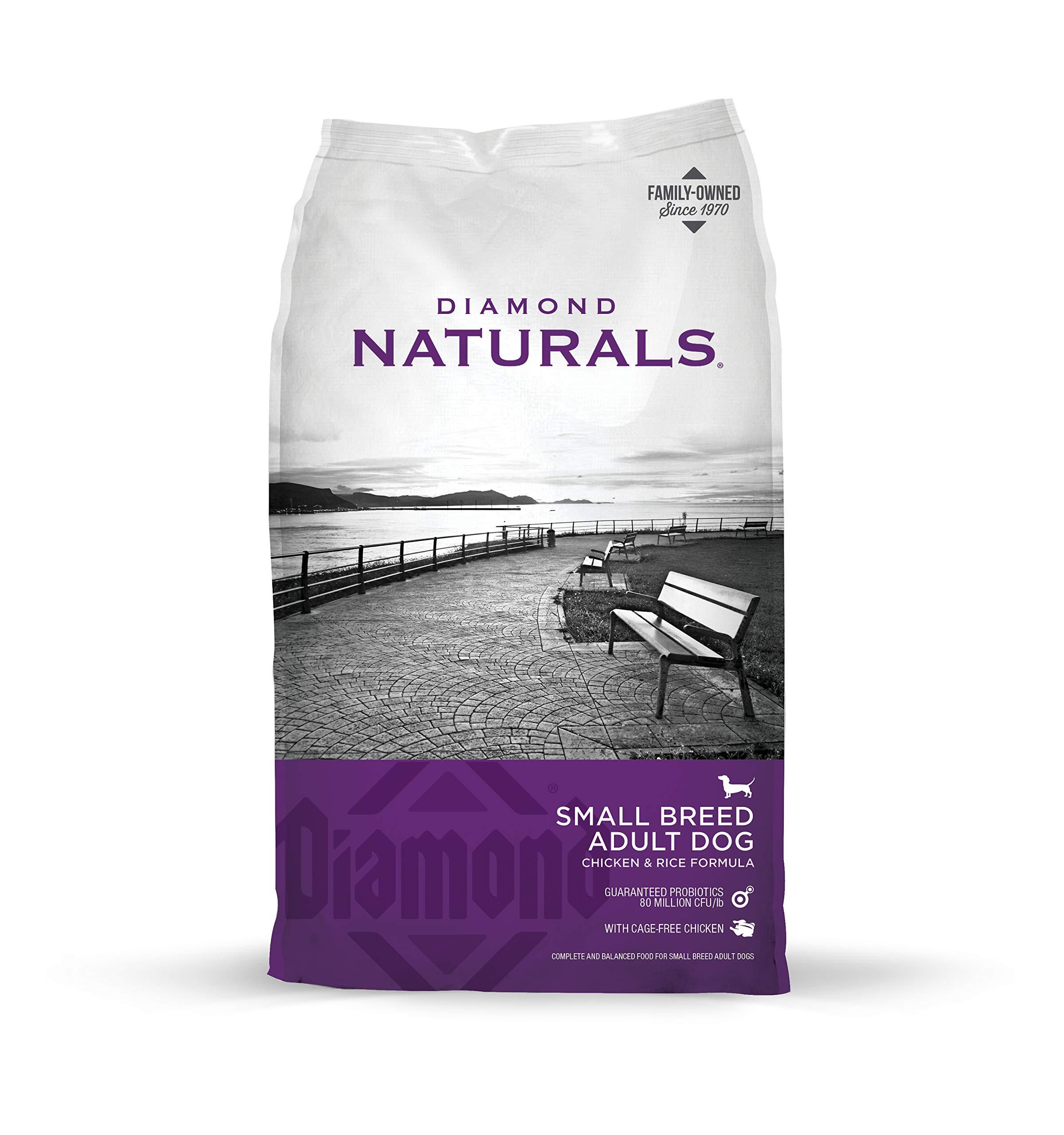 Diamond Naturals Small Breed Dog Real Chicken Recipe Premium Dry Dog food