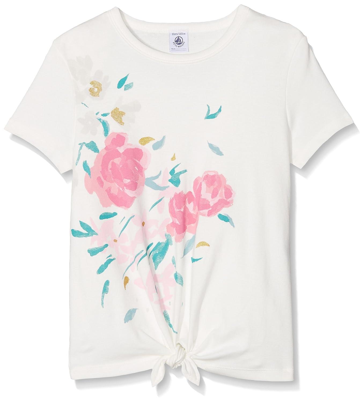 Petit Bateau Bavel Camiseta para Ni/ñas