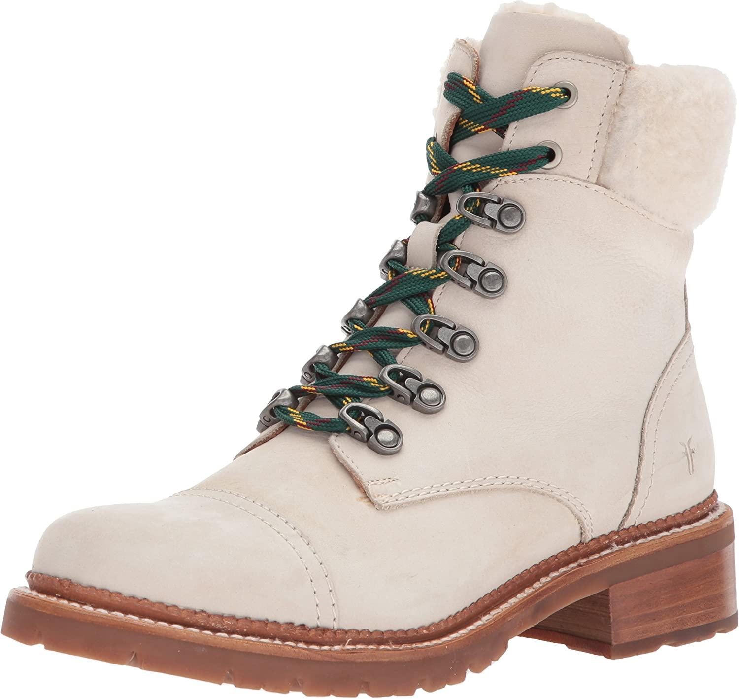 Frye Women's Samantha Hiker Combat Boot
