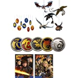 How to Train Your Dragon 2 - Decorating Kit (Each)