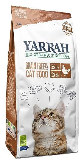 Yarrah - Pienso para Gatos con Pollo y Pescado 800 g: Amazon.es: Productos para mascotas
