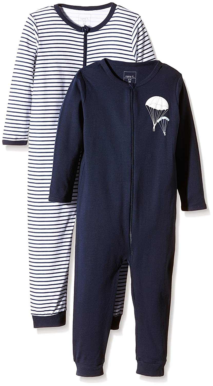 Name It Baby Boys 13125915 Nightsuit Sleepsuit