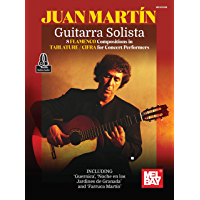 Guitarra Solista - 8 Flamenco Compositions in Tablature/CIFRA for Concert Performers book cover
