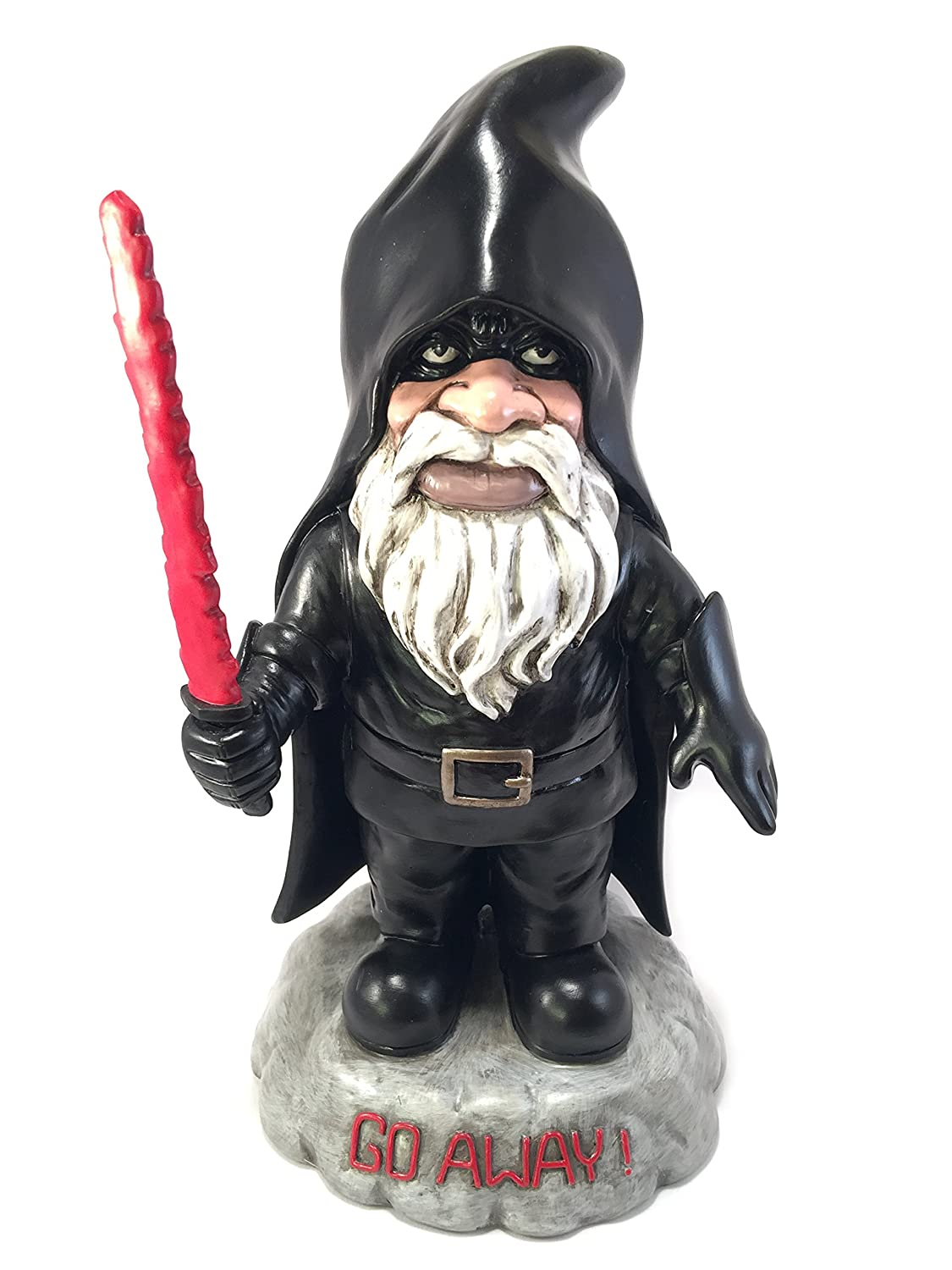 GlitZGlam Warrior Gnome - Protector of The Garden Gnomes and Guardian of The Enchanted Fairies in Gnome Land