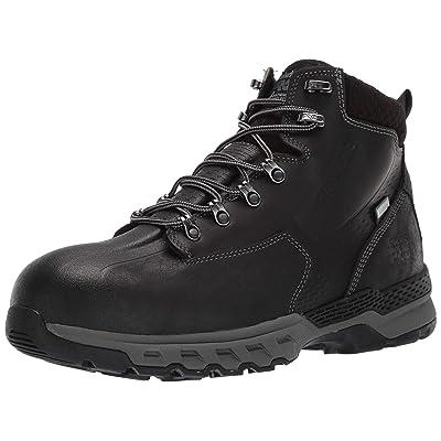 "Timberland PRO Men's Downdraft 6"" Waterproof Industrial Boot | Hiking Boots"