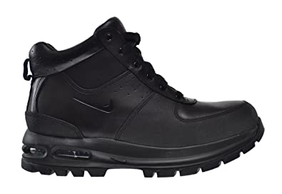 nike air max goaterra men's boots black