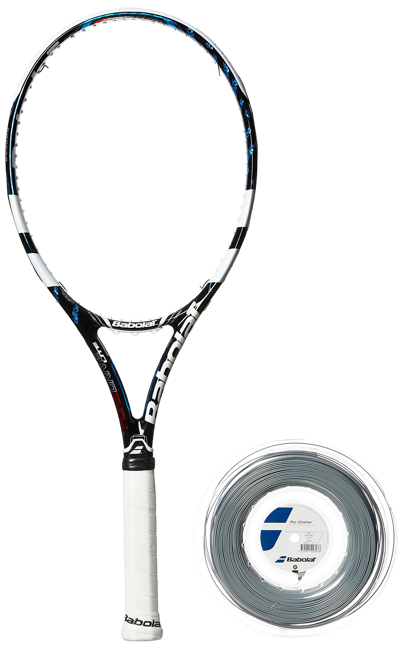 Babolat 2013 Pure Drive Lite Tennis Racquet (4-3/8 Grip) by Babolat (Image #1)