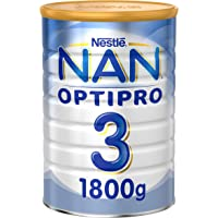 Nestle NAN Optipro Baby Food Formula 1-3 Years, 1800 G - Regular Pack