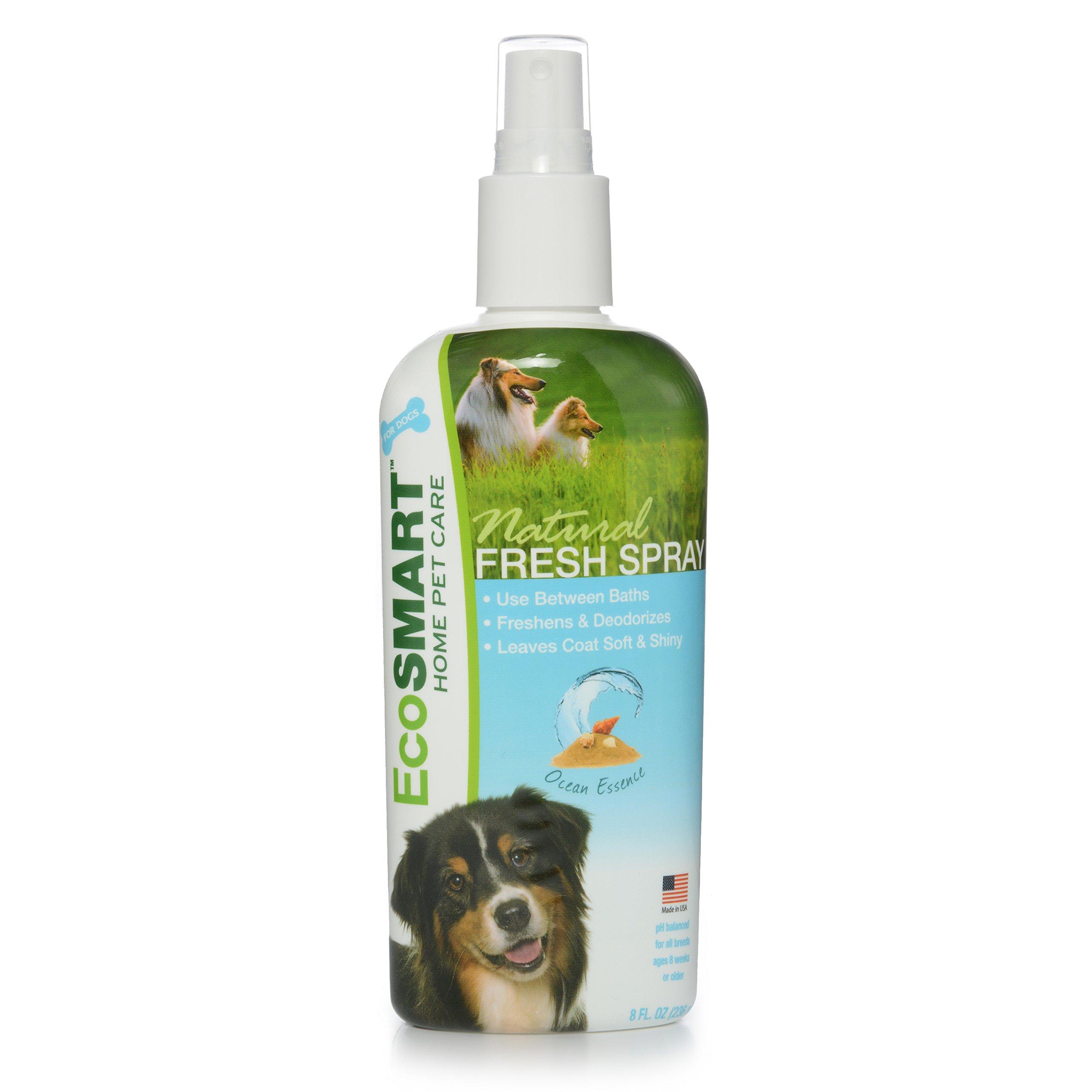 EcoSMART Natural Dog Fresh Spray, Ocean Essence Scent