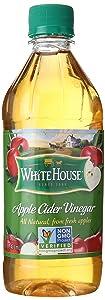 White House Foods Apple Cider Vinegar, 16 oz