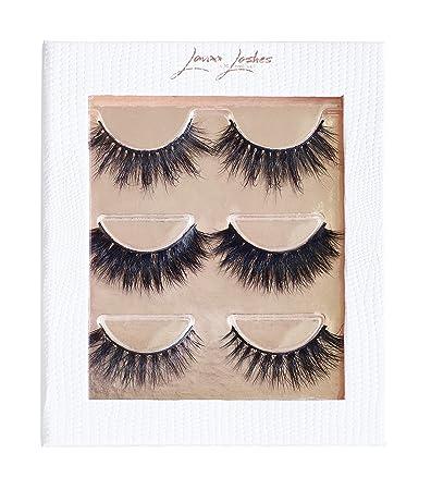 2bad994f8ff Amazon.com : LAVAA LASHES - 3-Pack
