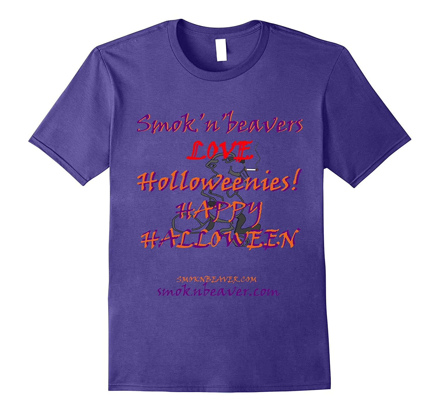 Smok'n'beavers LOVE Holloweenies! Happy Halloween-FL