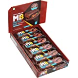 Muscle Blaze Protein Bar, 22g Protein (Pack of 12) (Chocolate Delight)