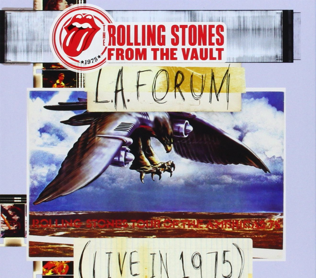 From The Vault - L.A. Forum (Live In 1975) [2 CD/DVD Combo] by CD