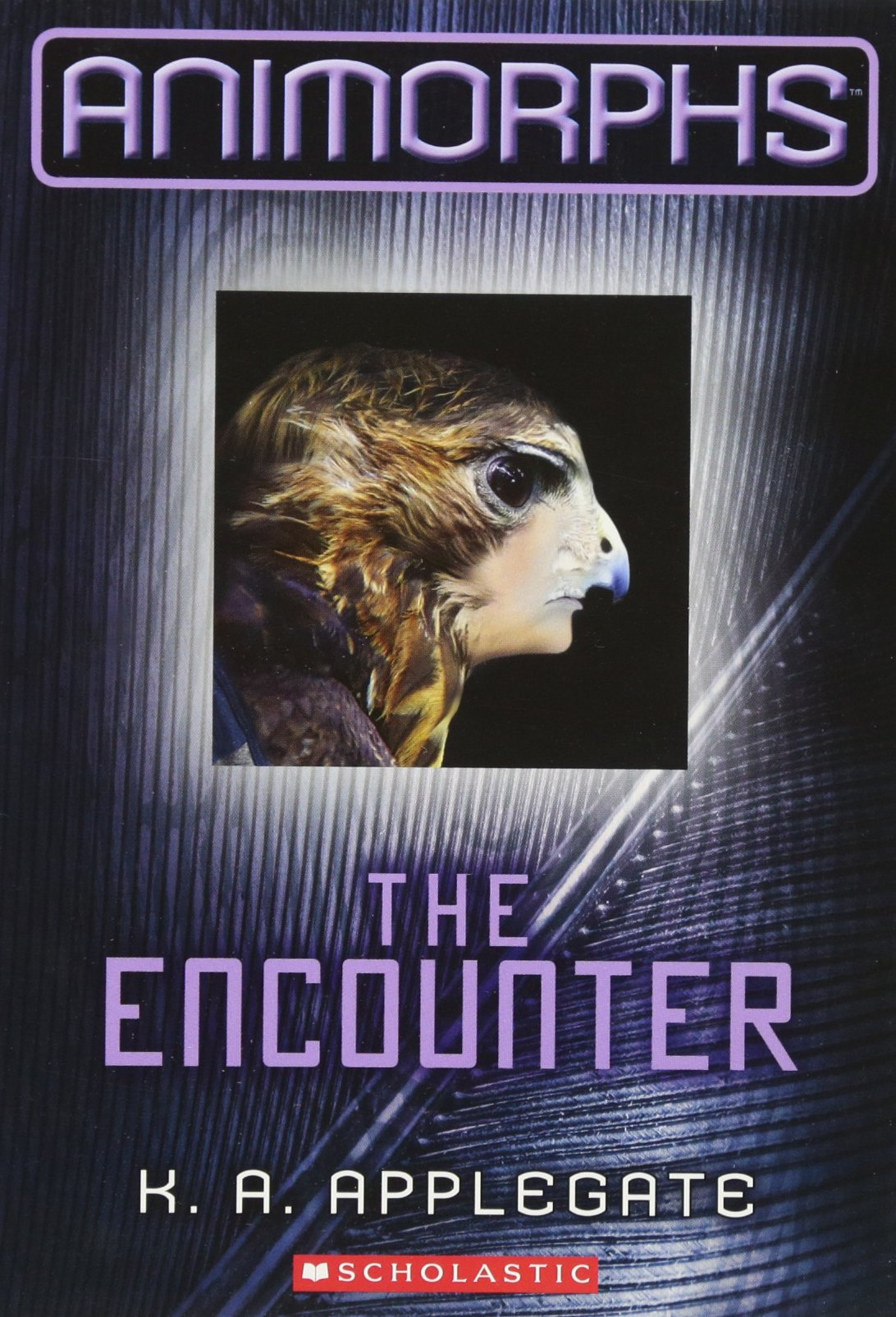 Animorphs 3 The Encounter Ka Applegate 9780545291538 Amazon