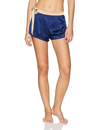 e2bbd57a6c Amazon.com  Dear Drew by Drew Barrymore Women s Manhattan Nights Silk  Short  Clothing