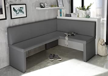 Coin Repas Cuisine Banquette Angle.Mystylewood Coin De Repas Olga Faux Cuir Banc D Angle