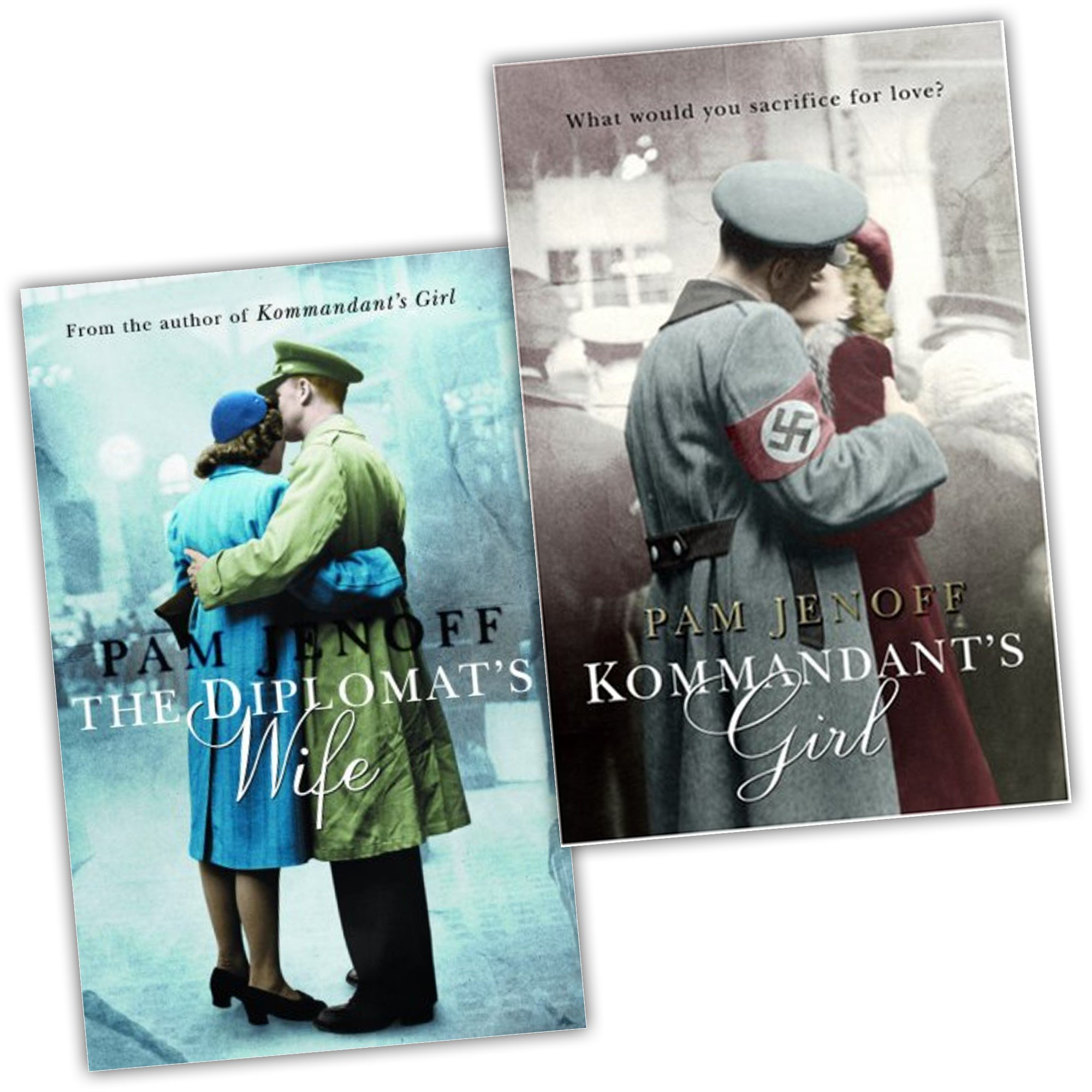 Pam Jenoff 2 Books Collection Pack Set RRP: £13.98 (Kommandant's Girl , The Diplomat's Wife) ebook