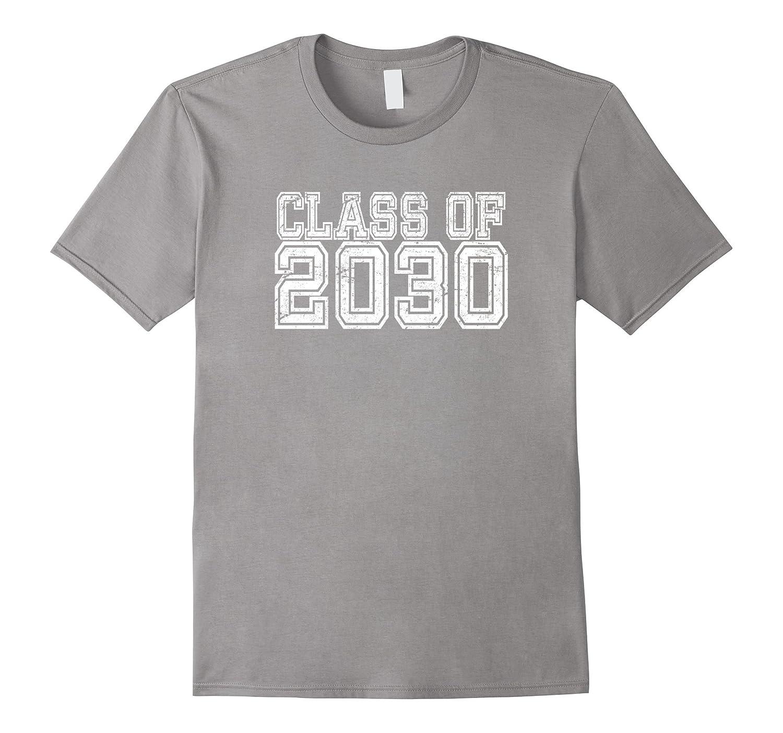Class Of 2030 Tshirt Kindergarten Pre-K Graduate Keepsake-Art