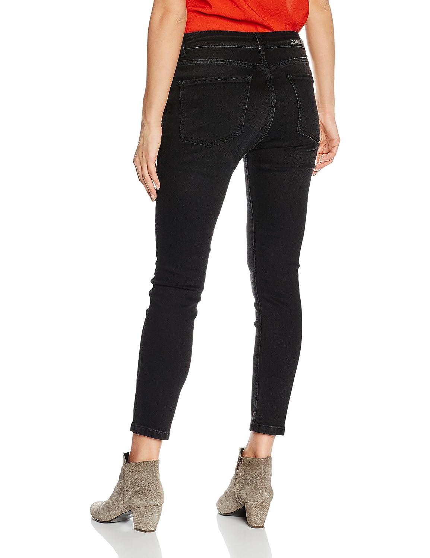 Cortefiel Jeans FIT MOM Black Vaqueros para Mujer