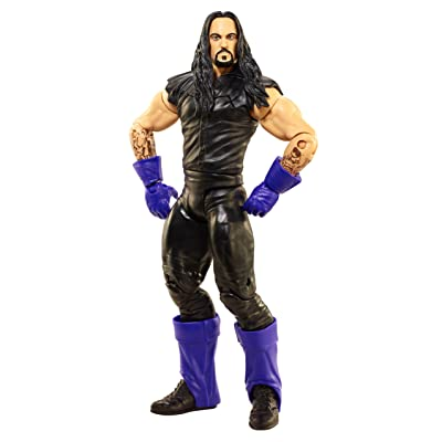 WWE SummerSlam Undertaker Figure: Toys & Games