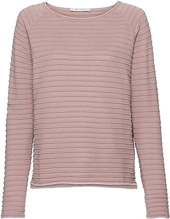 3d635cbf13ab MONARI - Damen Pullover mit Biesen - Größe 44  Amazon.de  Bekleidung