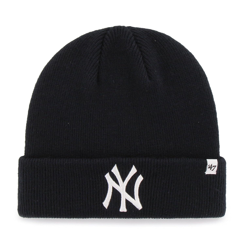 2591ff1df4e26 Amazon.com   MLB San Francisco Giants  47 Raised Cuff Knit Hat ...