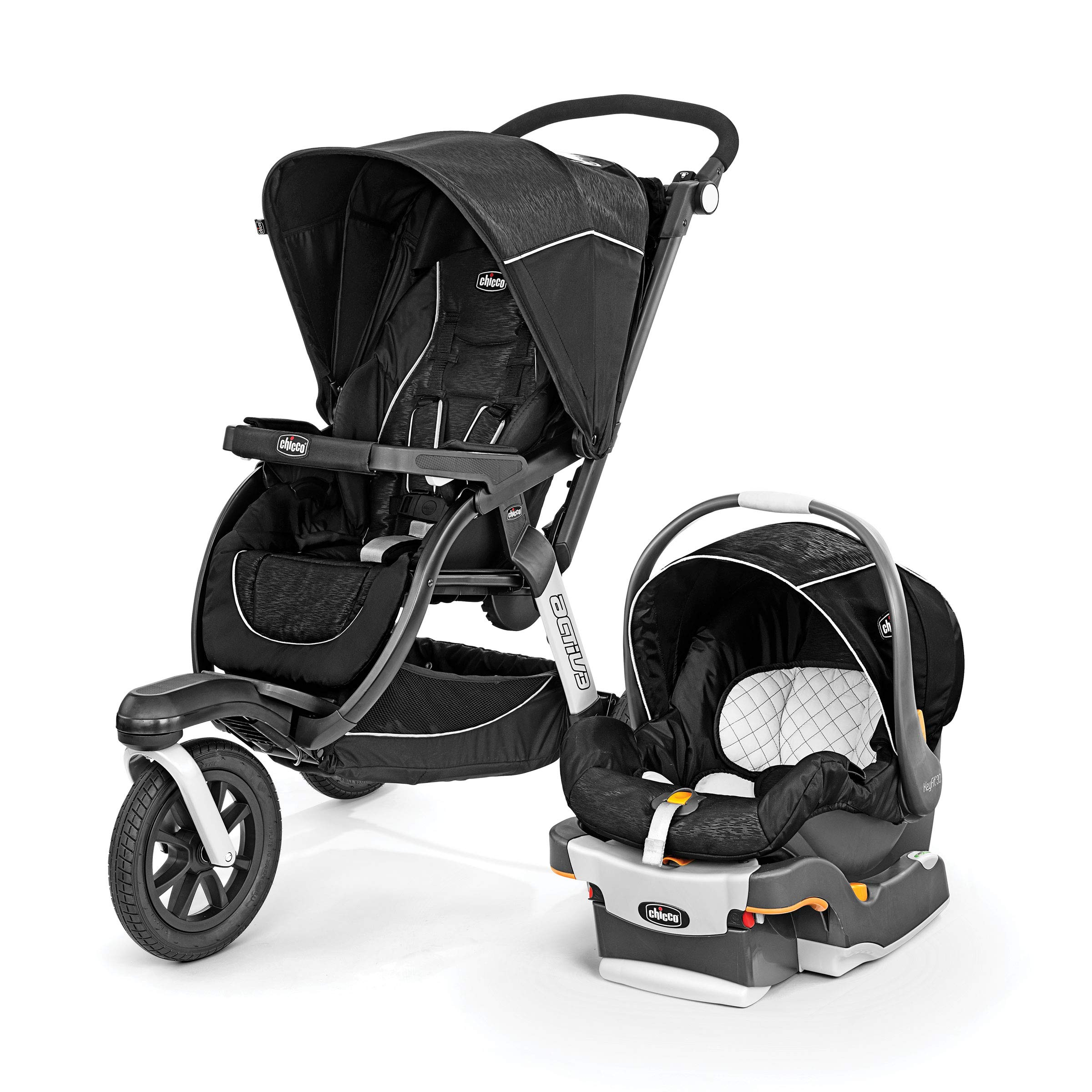 Chicco Activ3 Jogging Travel System - Crux by Chicco