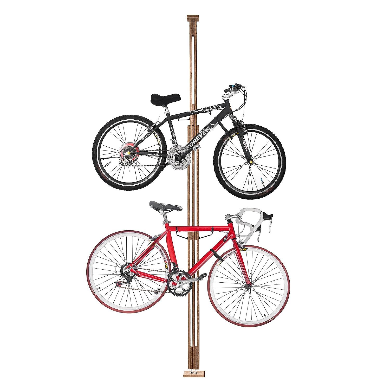 rad cycle woody bike stand bicycle rack storage or