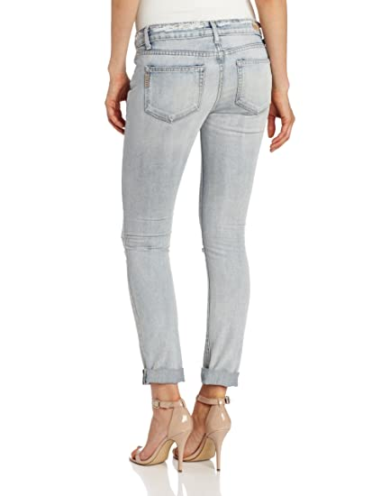aac88636da9 Amazon.com: PAIGE Women's Jimmy Skinny Jean: Clothing