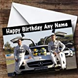 Personalised peter andre birthday card amazon office products lewis hamilton nico rosberg personalised birthday card bookmarktalkfo Image collections