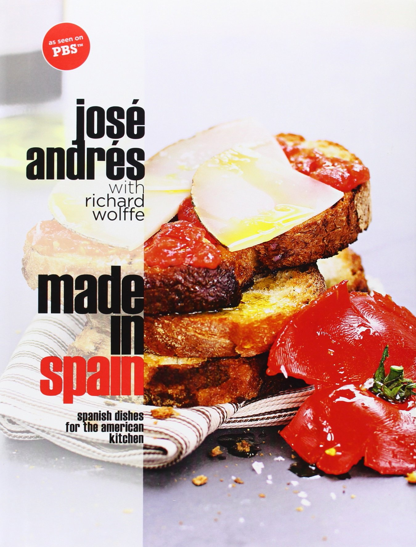 Made In Spain Spanish Dishes For The American Kitchen Jose -  american made kitchen