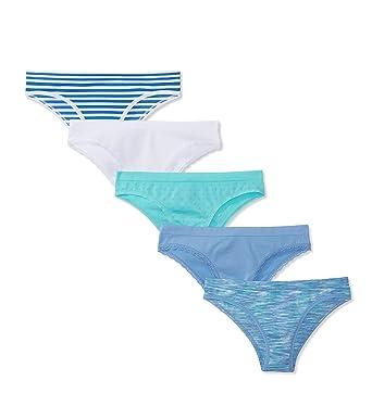 d668bcd9d01f1 Amazon.com  Mae Women s Seamless Cheekini Panty