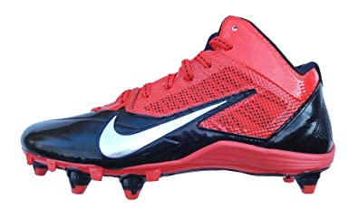 8b62dfad831 Image Unavailable. Image not available for. Color  Nike Alpha Pro 3 4 D  Men s Detachable Football Cleats
