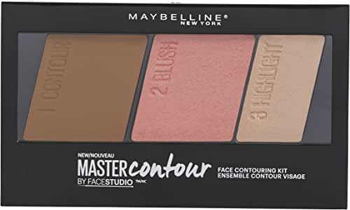Maybelline Master Contour Face Contouring Palette - Medium/Deep
